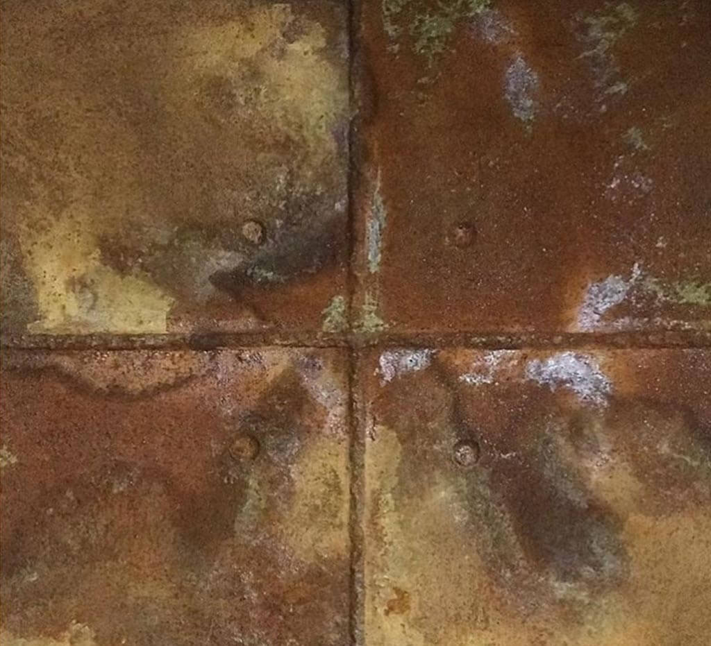 Concrete Rust