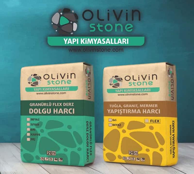 Olivin-Stone-Uygulama-ürünleri